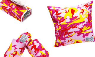 Fabrick by Medicom Life Entertainment – Andy Warhol Camouflage Collection