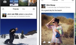 Facebook Introduces 'Camera' App