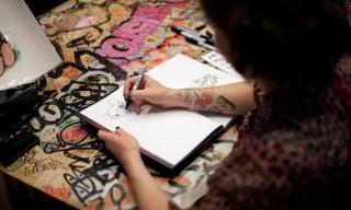 Fafi Book Signing at The Hole – Recap