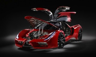 Fahrradi Farfalla FFX – Ferrari Bike