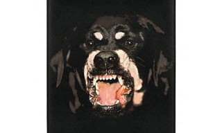 Givenchy 'Rottweiler' iPad Case