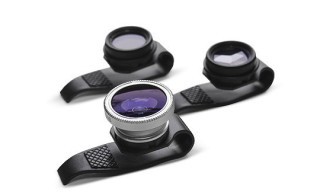 Gizmon Clip-On Lenses for iPhone, iPad, and More