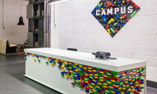 Google Campus London by Jump Studios