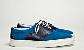 Hiroshi Tsubouchi Saddle Sneaker