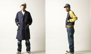 Human Made Spring/Summer 2012 Lookbook