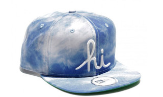 In4mation 'Aya Cloud' New Era Snapback Cap