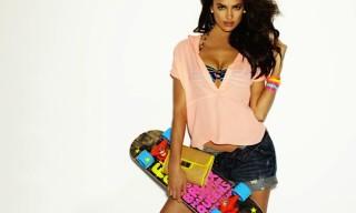 Blanco Summer 2012 Campaign Featuring Irina Shayk