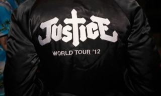 Surface 2 Air x Justice World Tour 2012 Jackets