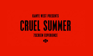 Kanye West To Debut New Short Film 'Cruel Summer' in Cannes