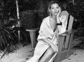 Kate Moss by Terry Richardson for Harper's Bazaar