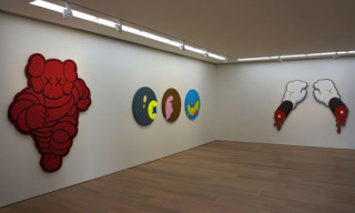"KAWS ""Nature of Need"" Exhibition at Galerie Perrotin Hong Kong – Recap"
