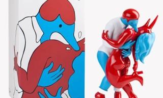 Kidrobot x Parra 'Pierced' Figure