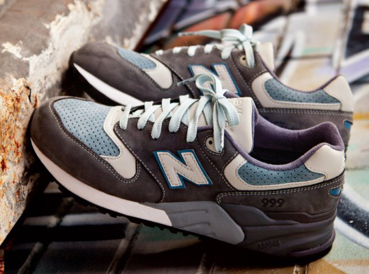new balance 999 blue steel