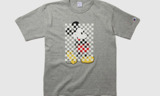 Masterpiece x Mickey Mouse Champion T-Shirt