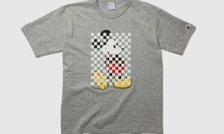 Masterpiece x Mickey Mouse Champion T-Shirt