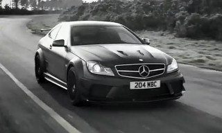 Video: Mercedes-Benz – Dark Side of the C63 AMG Black Series