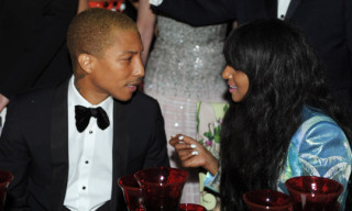 The MET Gala 2012 – Pharrell Williams, M.I.A., Kanye West & Others