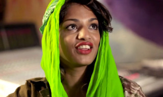 Video: M.I.A. Takes Over Beck's Bottle