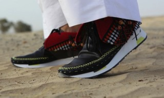 Nash Money x Sole DXB Bedouin – visvim x New Balance Hybrid