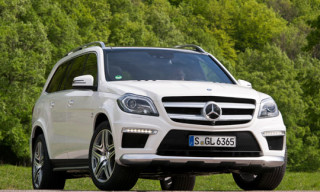 The new 2013 Mercedes-Benz GL 63 AMG