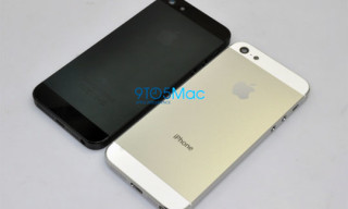 Next Generation iPhone Metal Back – First Images