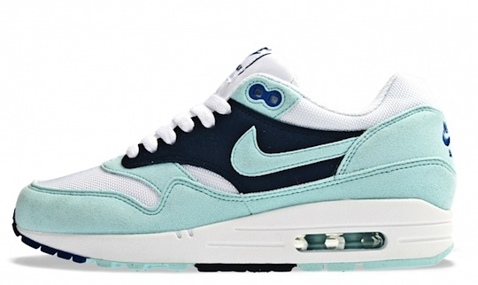 nike air max 1 39 mint candy 39 highsnobiety. Black Bedroom Furniture Sets. Home Design Ideas