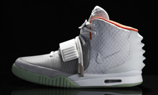 Nike Air Yeezy 2 – Official Images and Release Information
