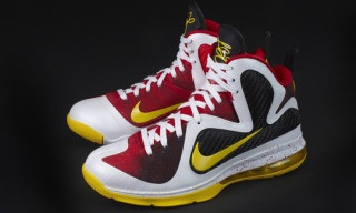 Nike Celebrates LeBron James' 3rd MVP Title with Sneakers and an Ad