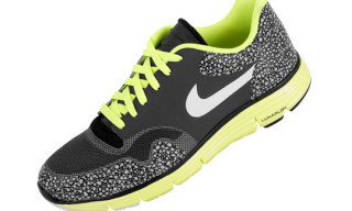 Nike Lunar Safari+ Anthracite/Volt