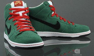 "Nike SB Dunk High ""Beer Bottle"" Pack"