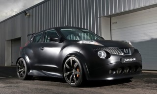 Nissan Juke-R to Go Into Production