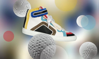 Pierre Hardy 'Dapperama' Limited Edition Sneakers