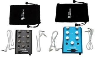 Pokket Mixer – Mini DJ Pocket Mixer