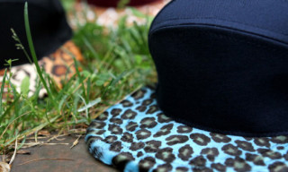 Ronnie Fieg x Quintin Pony Hair Calfskin Cap Collection