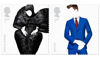 Royal Mail Presents Fashion Designer Stamps