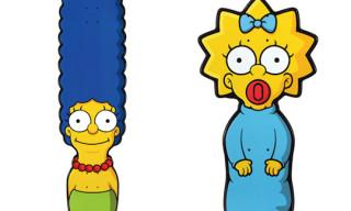 Santa Cruz x The Simpsons – Marge and Maggie