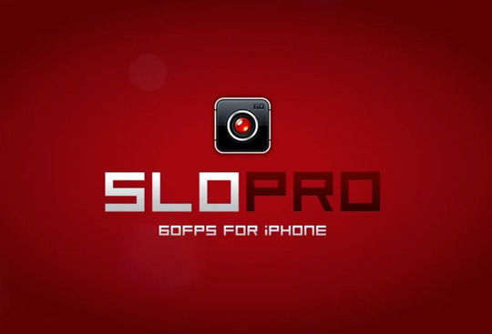 slopro app record slow motion video on the iphone highsnobiety. Black Bedroom Furniture Sets. Home Design Ideas