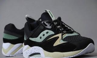 """Sneaker Freaker x Saucony Grid 9000 – """"Bushwacker"""""""