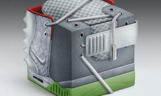 Sneakercube: Nike Air Yeezy 2