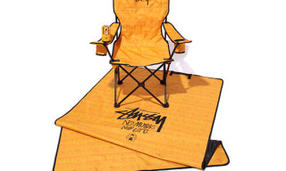 Stussy x Tower Records x Coleman Summer 2012 Collection