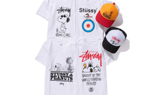 Stussy x Peanuts Capsule Collection