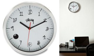 Stussy Wall Clock