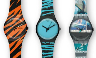 Swatch Sports Collection Summer 2012