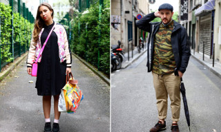 Weekly Street Style: FUCT, Jeremy Scott, Longchamp, New Balance & More