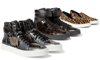 Yves Saint Laurent Exotic Sneaker Pack