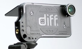 Diff Lens Mount iPhone Case