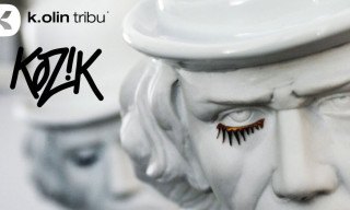 Kozik x K.Olin tribu Porcelain Ludwig Van Bust – Second Version