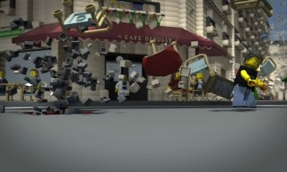 Video: LEGO Inception