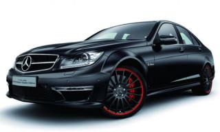 Mercedes-Benz C63 AMG Performance Studio Edition