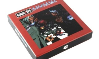 GZA 'Liquid Swords' Box Set